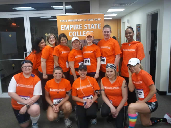 SUNY Empire Volunteers