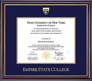 Class Rings And Diploma Frames Empire State College Alumni